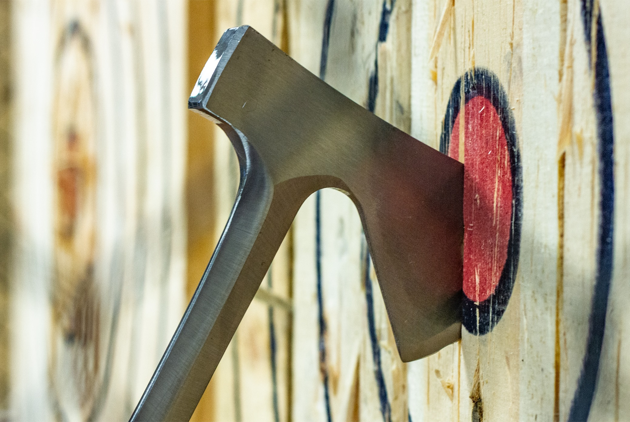 Axe Throwing in Quinte West